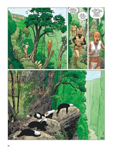 Page 8 Bételgeuse tome 1 - la planète