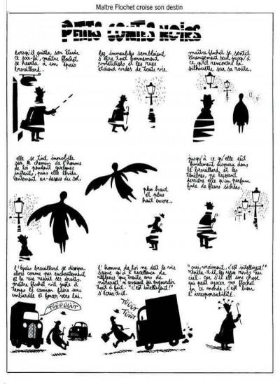 Page 1 Petits contes noirs tome 1 - la fin du monde et autres contes noirs