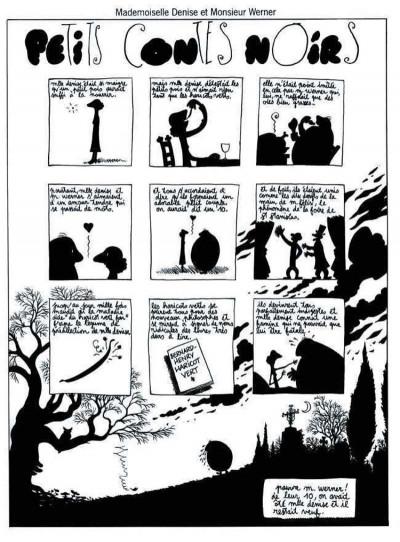 Page 3 Petits contes noirs tome 1 - la fin du monde et autres contes noirs