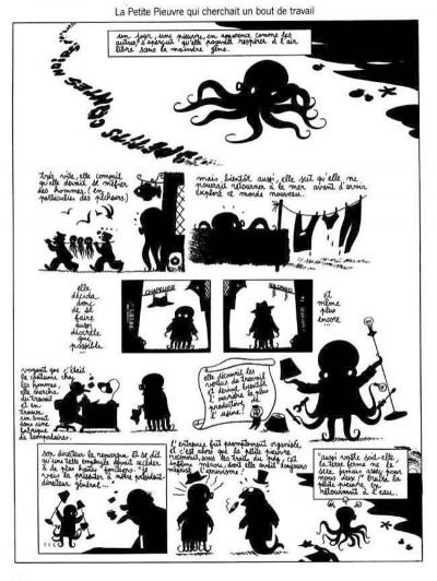 Page 4 Petits contes noirs tome 1 - la fin du monde et autres contes noirs