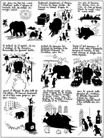 Page 1 Petits contes noirs tome 2 - la biologiste n'a pas de culotte