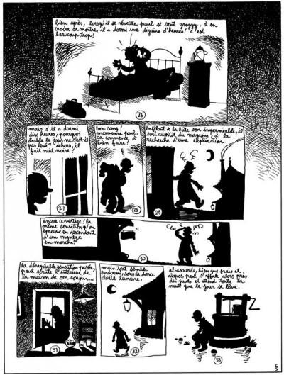 Page 5 Petits contes noirs tome 2 - la biologiste n'a pas de culotte