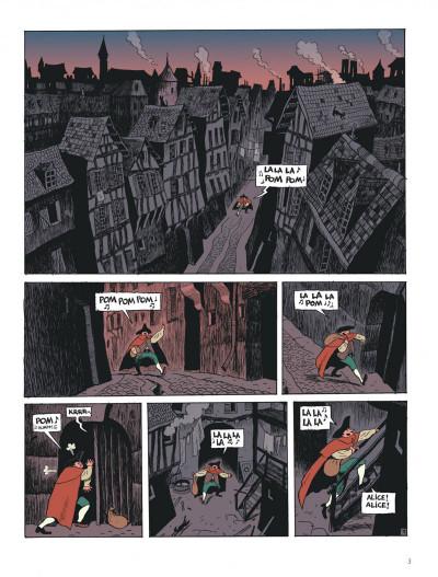 Page 3 Isaac le pirate tome 1 - les amériques