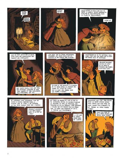 Page 4 Isaac le pirate tome 1 - les amériques