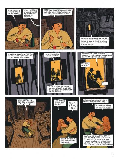 Page 5 Isaac le pirate tome 1 - les amériques