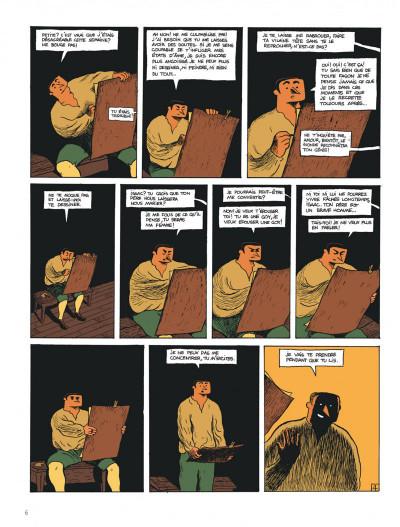 Page 6 Isaac le pirate tome 1 - les amériques