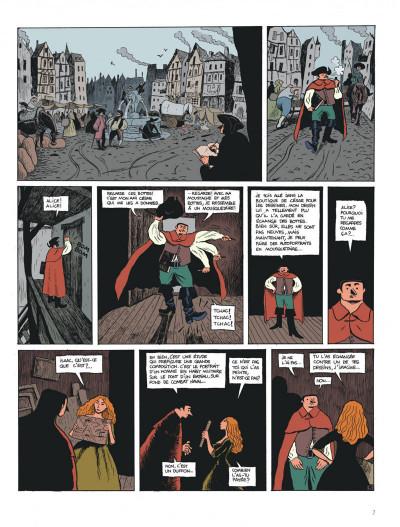 Page 7 Isaac le pirate tome 1 - les amériques