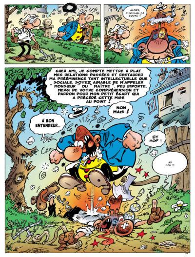 Page 3 achille talon tome 46 - le monde merveilleux du journal polite