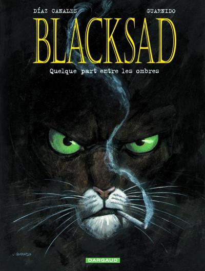 Couverture Blacksad tome 1