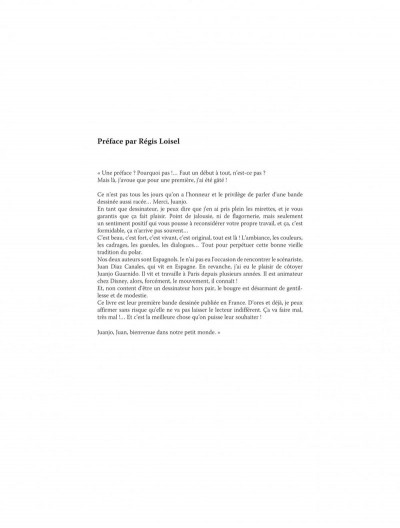 Page 2 Blacksad tome 1