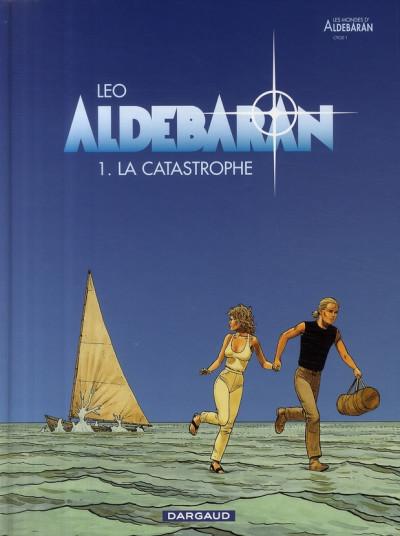 Couverture Aldebaran tome 1 - la catastrophe