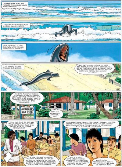 Page 1 Aldebaran tome 1 - la catastrophe
