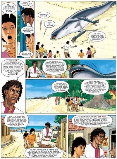 Page 2 Aldebaran tome 1 - la catastrophe