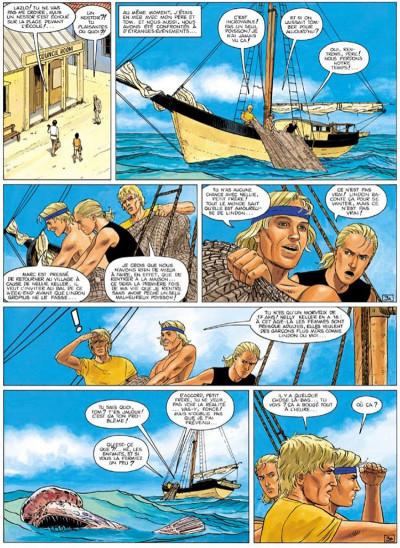 Page 3 Aldebaran tome 1 - la catastrophe