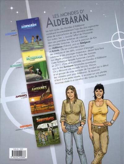 Dos Aldebaran tome 2 - la blonde