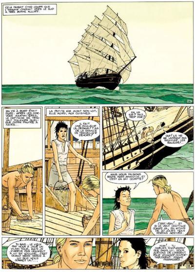 Page 1 Aldebaran tome 2 - la blonde