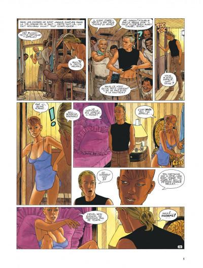 Page 5 Aldebaran tome 2 - la blonde