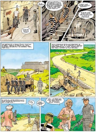 Page 2 Aldebaran tome 3 - la photo