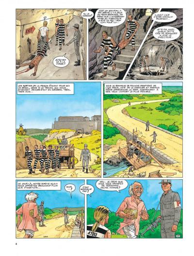 Page 4 Aldebaran tome 3 - la photo