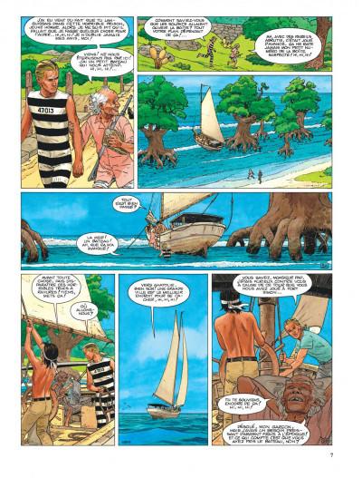 Page 7 Aldebaran tome 3 - la photo