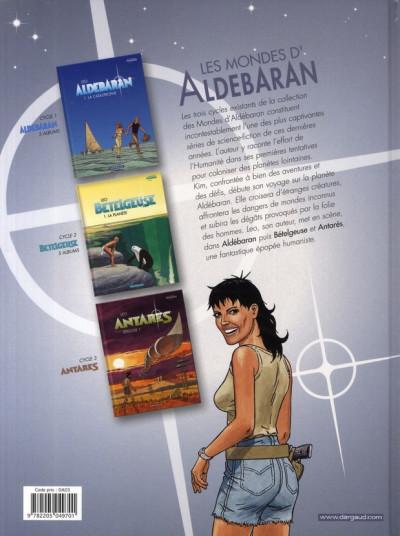 Dos Aldebaran tome 4
