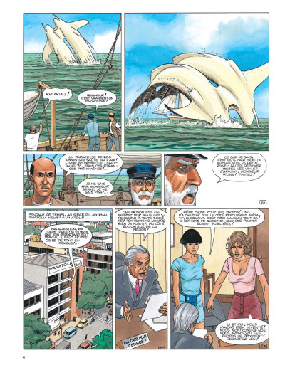 Page 4 Aldebaran tome 4