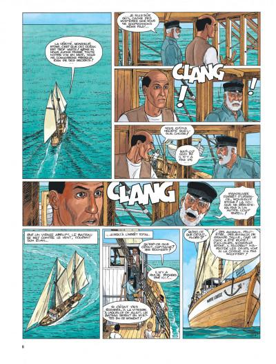 Page 8 Aldebaran tome 4