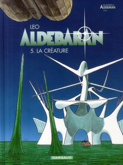 Couverture Aldebaran tome 5