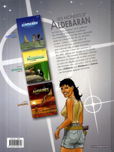 Dos Aldebaran tome 5