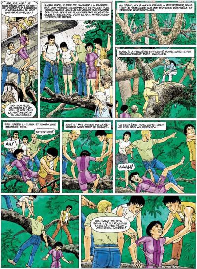 Page 2 Aldebaran tome 5