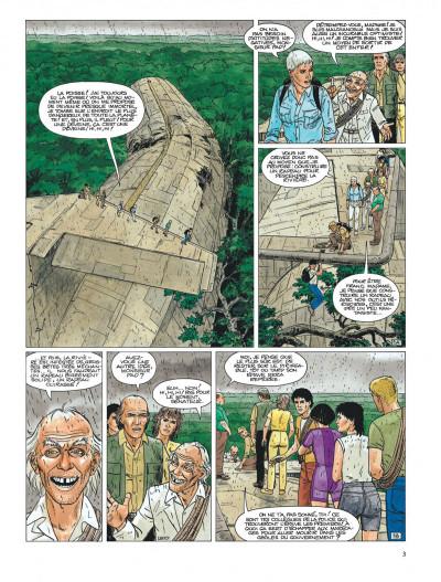 Page 3 Aldebaran tome 5