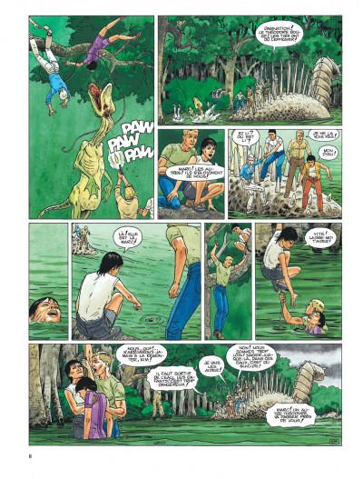 Page 8 Aldebaran tome 5