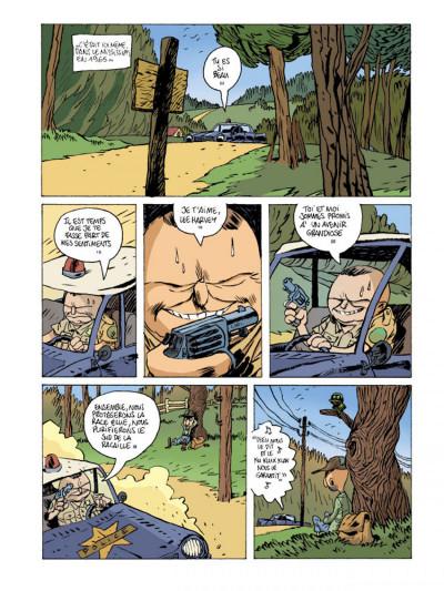 Page 2 Les entremondes tome 1 - lazarr