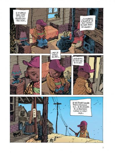 Page 3 Les entremondes tome 1 - lazarr