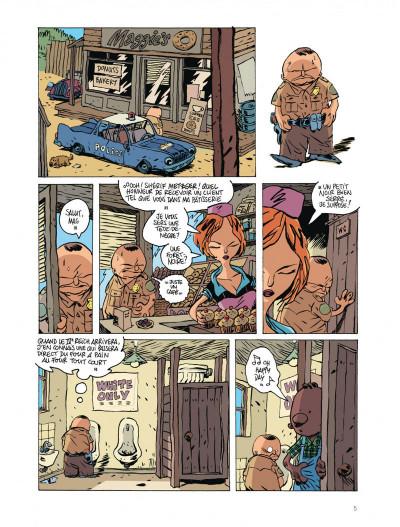 Page 5 Les entremondes tome 1 - lazarr