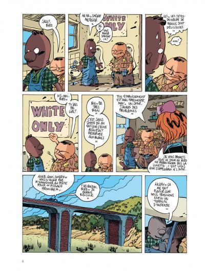 Page 6 Les entremondes tome 1 - lazarr