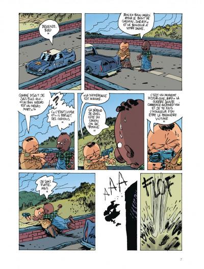 Page 7 Les entremondes tome 1 - lazarr