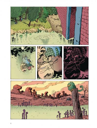 Page 8 Les entremondes tome 1 - lazarr