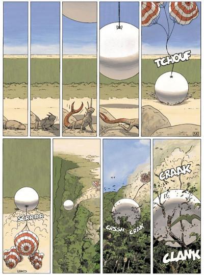 Page 1 Bételgeuse tome 2 - les survivants