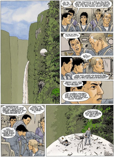 Page 2 Bételgeuse tome 2 - les survivants