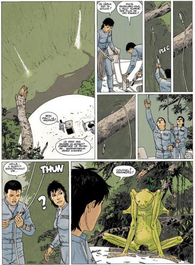Page 3 Bételgeuse tome 2 - les survivants