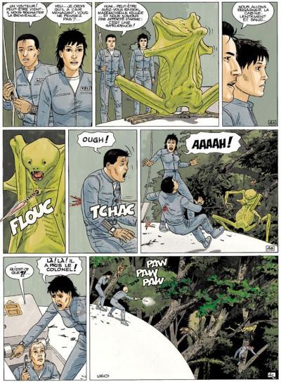 Page 4 Bételgeuse tome 2 - les survivants