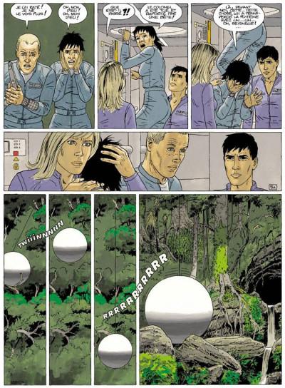 Page 5 Bételgeuse tome 2 - les survivants