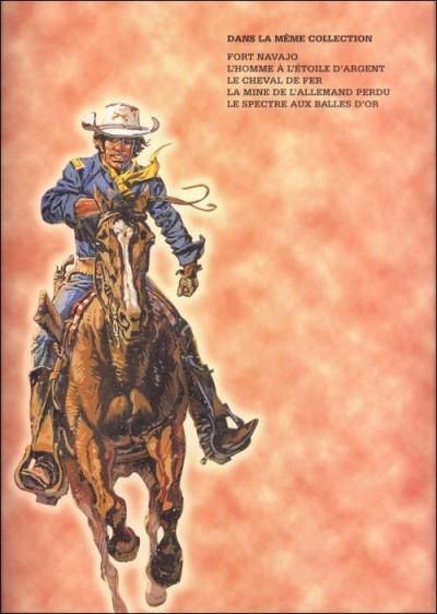Dos Blueberry (pub) tome 6 - L'Homme à l'étoile d'argent