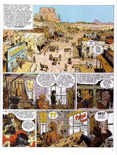 Page 1 Blueberry (pub) tome 11 - La Mine de l'Allemand perdu