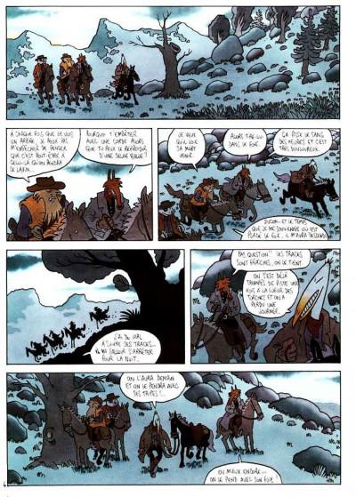 Page 4 Lapinot - les aventures extraordinaires de lapinot tome 1 - blacktown
