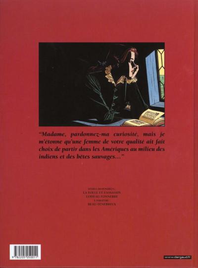 Dos plume aux vents tome 1 - la folle et l'assassin (grand format)