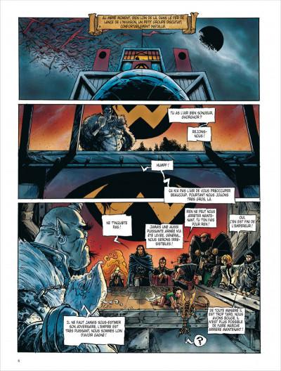 Page 6 Chroniques de la lune noire tome 10 - l'aigle foudroyé
