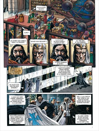 Page 7 Chroniques de la lune noire tome 10 - l'aigle foudroyé