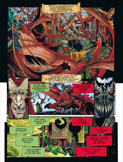 Page 9 Chroniques de la lune noire tome 10 - l'aigle foudroyé
